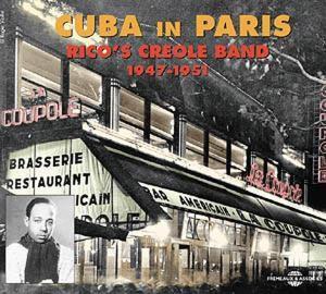 Cuba In Paris (1947-1951), Rico's Creole Band