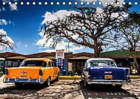 Cuba - Lebendiges Museum (Tischkalender 2019 DIN A5 quer) - Produktdetailbild 4