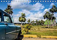 Cuba - Lebendiges Museum (Tischkalender 2019 DIN A5 quer) - Produktdetailbild 7