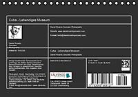 Cuba - Lebendiges Museum (Tischkalender 2019 DIN A5 quer) - Produktdetailbild 13
