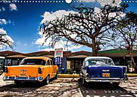 Cuba - Lebendiges Museum (Wandkalender 2019 DIN A3 quer) - Produktdetailbild 4