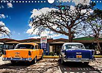 Cuba - Lebendiges Museum (Wandkalender 2019 DIN A4 quer) - Produktdetailbild 4