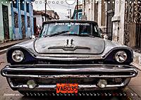 Cuba - Lebendiges Museum (Wandkalender 2019 DIN A4 quer) - Produktdetailbild 12
