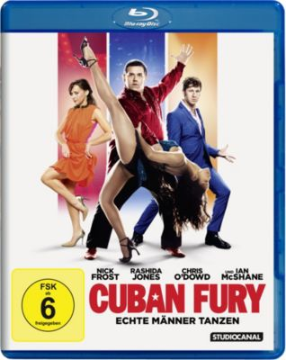 Cuban Fury, Jon Brown