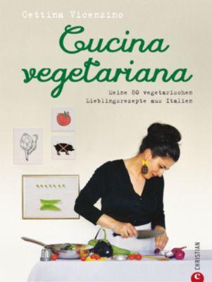 Cucina vegetariana, Cettina Vicenzino