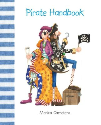 Cuento de Luz: Pirate Handbook, Mónica Carretero