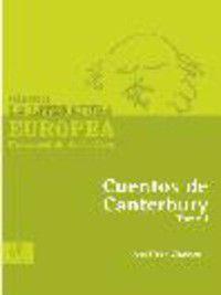Cuentos de Canterbury, Tomo 1, Geoffrey Chaucer