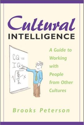 Cultural Intelligence, Brooks Peterson