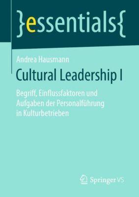 Cultural Leadership I - Andrea Hausmann |