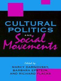 Cultural Politics, Marcy Darnovsky