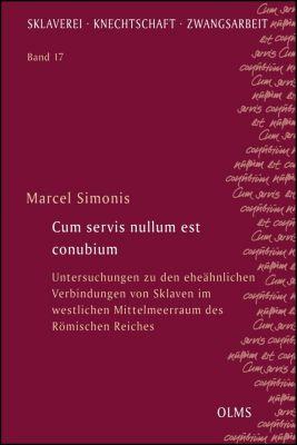 Cum servis nullum est conubium, Marcel Simonis