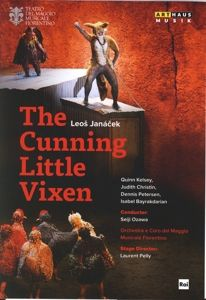 Cunning Little Vixen-Schlaue Füchslein, Ozawa, Kelsey, Christin