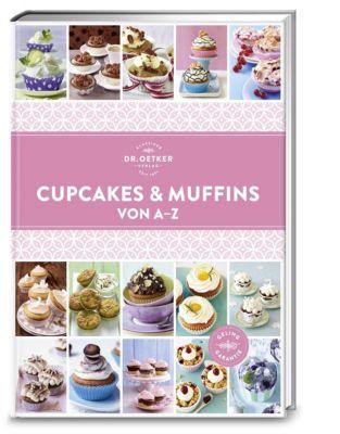 Cupcakes & Muffins von A - Z, Oetker