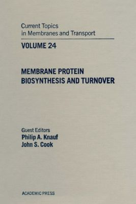 Current Topics in Membranes and Transport: Current Topics in Membranes and Transport