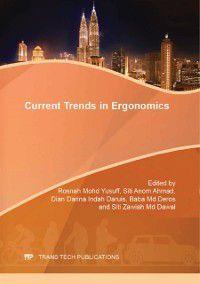 Current Trends in Ergonomics