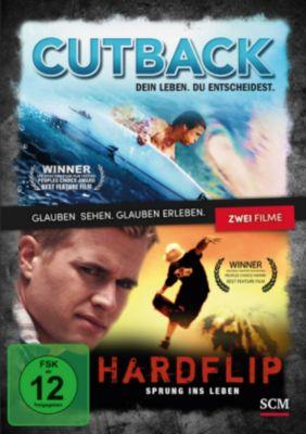 Cutback / Hardflip - Doppel-DVD, 1 DVD