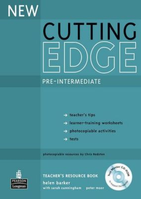 Cutting Edge, Pre-Intermediate, New edition: Teacher's Resource Book, w. Test Master CD-ROM, Sarah Cunningham, Peter Moor