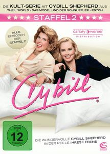 Cybill - Staffel 2, Linda Wallem, Chuck Lorre, Elaine Aronson, Howard Michael Gould, Alan Ball, Dottie Dartland, William Lucas Walker, Maria A. Brown, Kim C. Friese