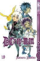 D.Gray-Man - Darkness Touch, Katsura Hoshino