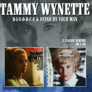 D-I-V-O-R-C-E/Stand By Your Man, Tammy Wynette