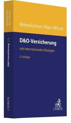 D&O-Versicherung -  pdf epub
