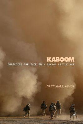 Da Capo Press: Kaboom, Matt Gallagher