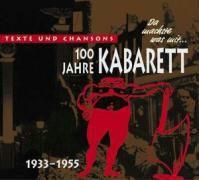 Da machste was mit . . ., 1933-1955, Audio-CD, Diverse Interpreten