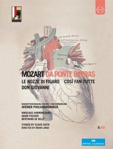 Da Ponte Operas, Diverse Interpreten