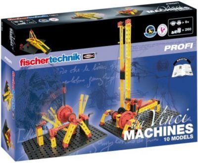 Da Vinci Machines, fischer®