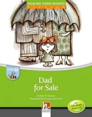 Dad for Sale, mit 1 CD-ROM/Audio-CD, Andrés Pi Andreu