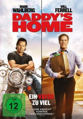 Daddy's Home - Ein Vater zu viel, Will Ferrell,Linda Cardellini Mark Wahlberg
