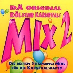 Dä Original Kölsche Karnevals CD, Diverse Interpreten