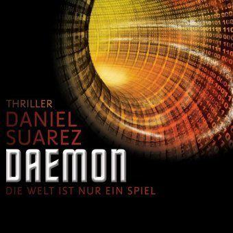 Daemon, 2 MP3-CDs, Daniel Suarez