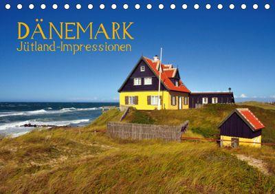 Dänemark - Jütland-Impressionen (Tischkalender 2019 DIN A5 quer), Kurt O. Wörl