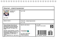 Dänemark - Jütland-Impressionen (Tischkalender 2019 DIN A5 quer) - Produktdetailbild 13