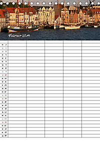 Dänemark - Ostseeküste (Tischkalender 2019 DIN A5 hoch) - Produktdetailbild 2