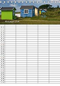 Dänemark - Ostseeküste (Tischkalender 2019 DIN A5 hoch) - Produktdetailbild 11