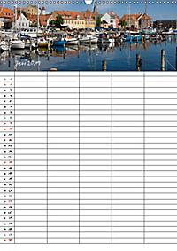 Dänemark - Ostseeküste (Wandkalender 2019 DIN A2 hoch) - Produktdetailbild 6