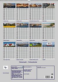 Dänemark - Ostseeküste (Wandkalender 2019 DIN A2 hoch) - Produktdetailbild 13