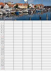 Dänemark - Ostseeküste (Wandkalender 2019 DIN A3 hoch) - Produktdetailbild 6