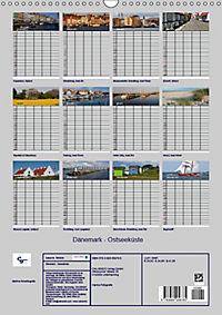 Dänemark - Ostseeküste (Wandkalender 2019 DIN A3 hoch) - Produktdetailbild 13