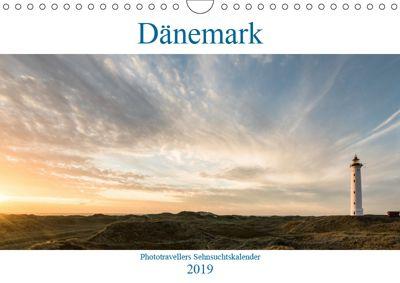 Dänemark - Phototravellers Sehnsuchtskalender (Wandkalender 2019 DIN A4 quer), Florian Westermann