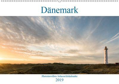 Dänemark - Phototravellers Sehnsuchtskalender (Wandkalender 2019 DIN A2 quer), Florian Westermann