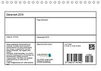 Dänemark - Raue Schönheit und unendliche Weiten (Tischkalender 2019 DIN A5 quer) - Produktdetailbild 11