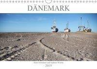 Dänemark - Raue Schönheit und unendliche Weiten (Wandkalender 2019 DIN A4 quer), Peggy Häntzschel