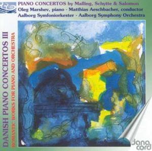 Dänische Klavierkonz.Vol.3, Oleg Marshev