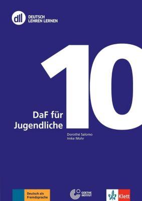 DaF für Jugendliche, m. DVD, Imke Mohr, Dorothè Salomo