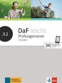 DaF leicht: .A2 Prüfungstrainer mit Audios, Birgit Braun, Eveline Schwarz