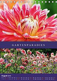 Dahlien - Der Sommer im Garten (Tischkalender 2019 DIN A5 hoch) - Produktdetailbild 8