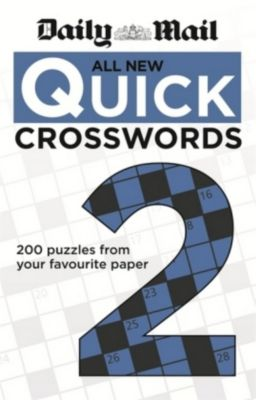 Daily Mail: All New Quick Crosswords 2, Daily Mail